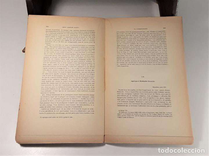 Libros antiguos: HENRI CORNÉLIS AGRIPPA SA VIE ET SON OEUVRES DAPRÈS SA CORRESPONDANCE(1486-1535). - Foto 6 - 189091340