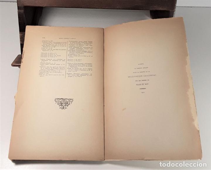 Libros antiguos: HENRI CORNÉLIS AGRIPPA SA VIE ET SON OEUVRES DAPRÈS SA CORRESPONDANCE(1486-1535). - Foto 7 - 189091340