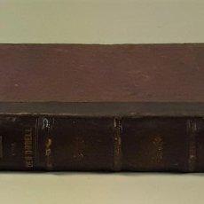 Libri antichi: HISTORIA DE LA VIDA MILITAR Y POLÍTICA DE LEOPOLDO ODONELL. R. DEL CASTILLO. CÁDIZ. 1860.. Lote 189139882