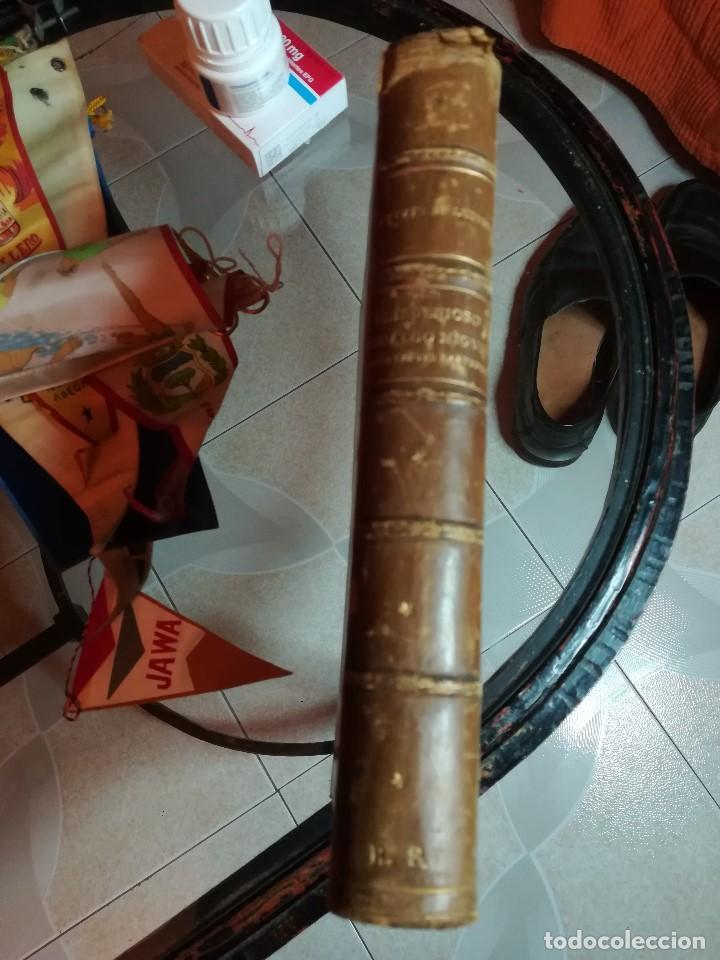 EL INGENIOSO HIDALGO MIGUEL DE CERVANTES... SUCESOS DE SU VIDA.. POR FRANCISCO NAVARRO Y LEDESMA (Libros Antiguos, Raros y Curiosos - Biografías )