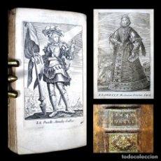 Libros antiguos: AÑO 1665 ISABEL LA CATÓLICA JUANA DE ARCO GALERÍA DE MUJERES FUERTES SOLO 3 EN EL MUNDO! GRABADOS. Lote 190398818