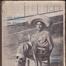 Libros antiguos: HECTOR O LOS MARTIRES DEL SIGLO XX. JORGE GRAM. 1936. Lote 190987962