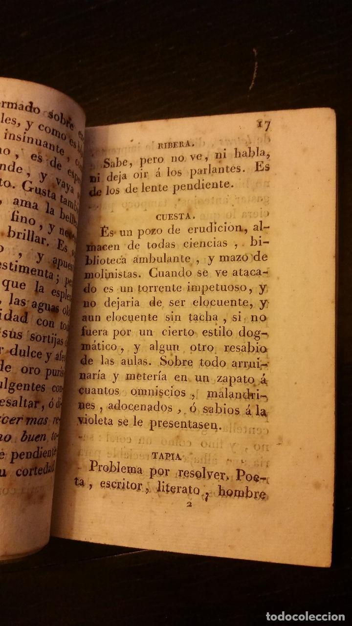 Libros antiguos: TRIENIO LIBERAL- Condiciones y semblanzas de los diputados a Cortes para la Legislatura de 1820 1821 - Foto 4 - 192060263