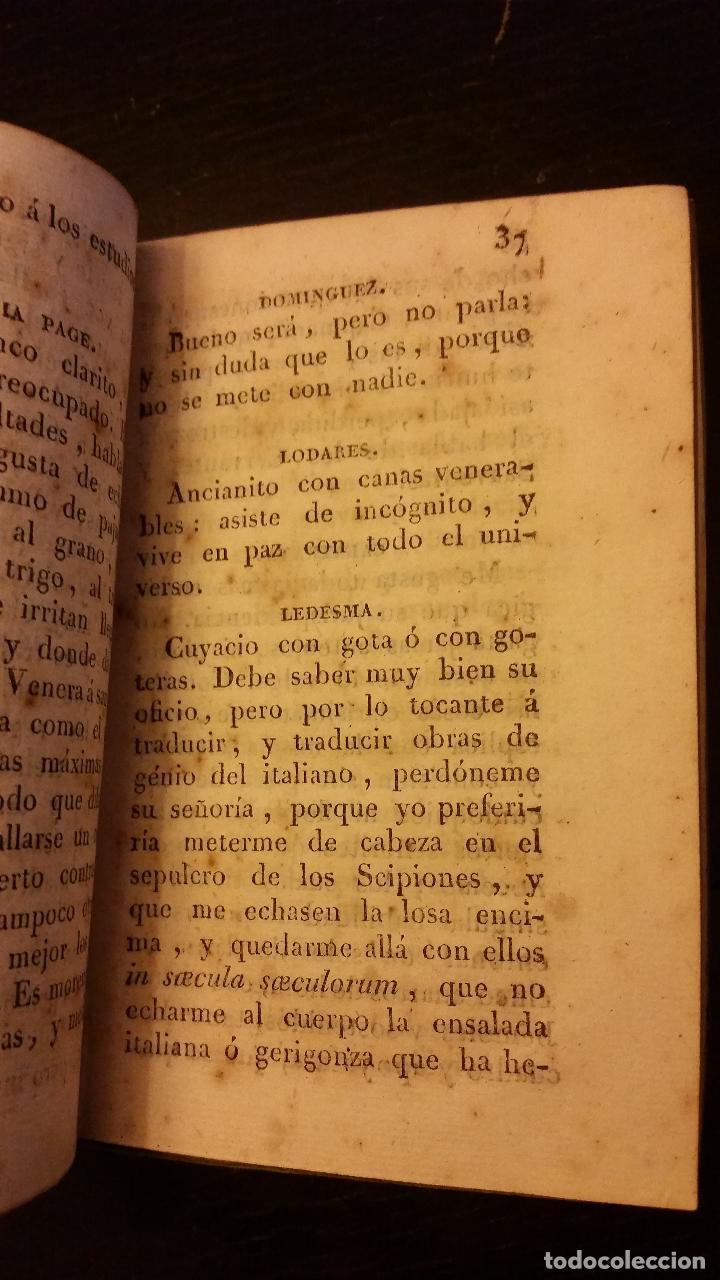 Libros antiguos: TRIENIO LIBERAL- Condiciones y semblanzas de los diputados a Cortes para la Legislatura de 1820 1821 - Foto 5 - 192060263
