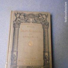 Livres anciens: JULIO ANTONIO. Lote 192247730