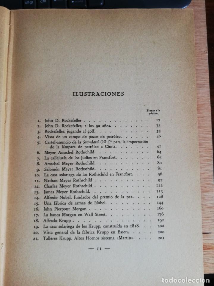 Libros antiguos: La conquista de la riqueza. Richard Lewinsohn. 1ª Edic. 1929. Joaquín Gil Editor - Foto 9 - 193320320