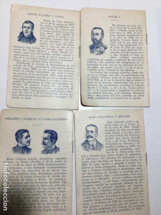 Libros antiguos: Vidas de hombres celebres - 4 ejemplares - Foto 2 - 194126027