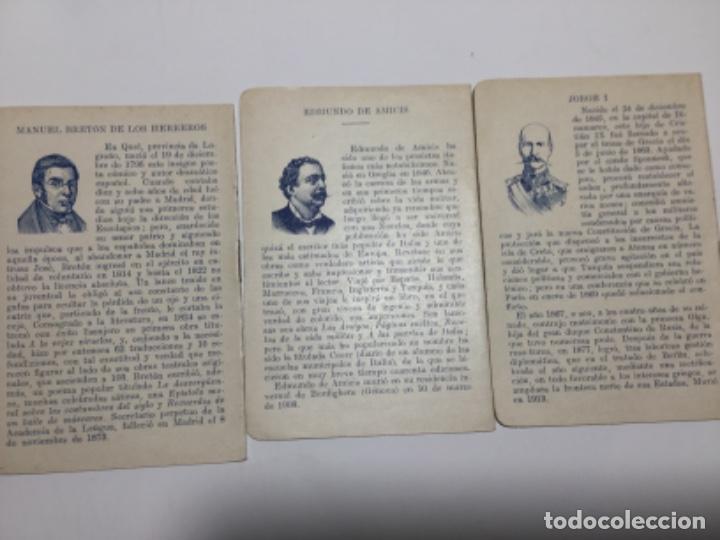 Libros antiguos: Vidas de hombres celebres - 3 ejemplares - Foto 2 - 194126083