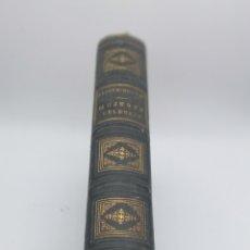 Libros antiguos: GALERIA MUJERES CÉLEBRES POR M SAINTE BEUVE CON 12 GRABADOS AL BURIL. Lote 194193310