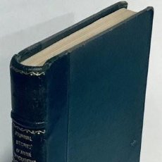 Libros antiguos: JOURNAL SECRET D'ANNA VIROUBOVA (1909-1917) (DAME D'HONNEUR DE L'IMPÉRATRICE ALEXANDRA FÉODOROVNA). Lote 194258376