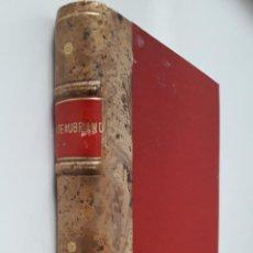 Libros antiguos: 1846 - CHATEAUBRIAND - VIDA DE RANCÉ CHATEAUBRIAND, VIZCONDE DE.. TOMO ÚNICO.. Lote 194495122