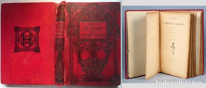 LARCHEY, LOREDAN. LES CAHIERS DU CAPITAINE COIGNET, 1776-1850, PARIS, 1907. (Libros Antiguos, Raros y Curiosos - Biografías )