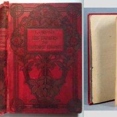 Libros antiguos: LARCHEY, LOREDAN. LES CAHIERS DU CAPITAINE COIGNET, 1776-1850, PARIS, 1907. . Lote 194923456