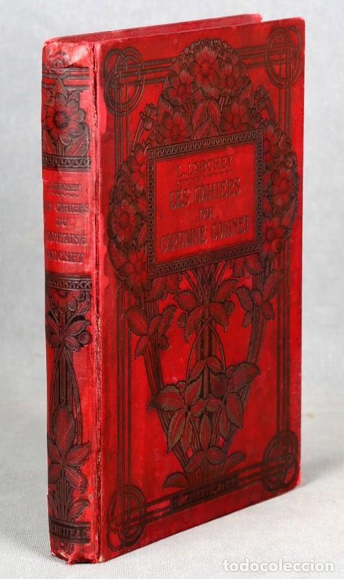 Libros antiguos: LARCHEY, LOREDAN. Les cahiers du Capitaine Coignet, 1776-1850, Paris, 1907. - Foto 2 - 194923456