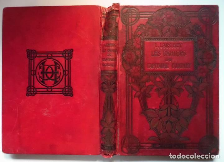 Libros antiguos: LARCHEY, LOREDAN. Les cahiers du Capitaine Coignet, 1776-1850, Paris, 1907. - Foto 4 - 194923456