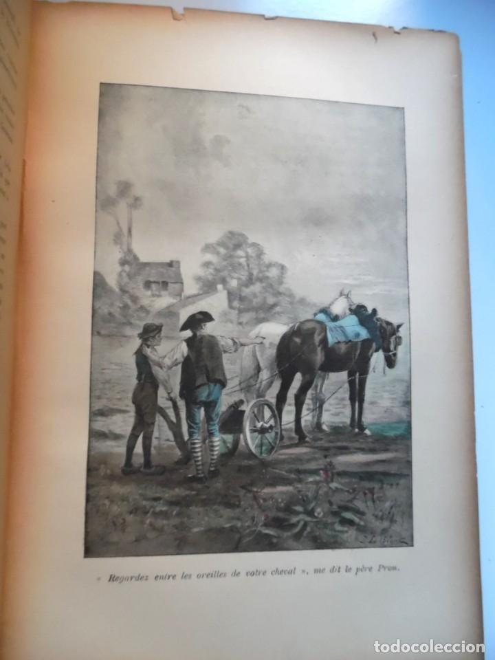 Libros antiguos: LARCHEY, LOREDAN. Les cahiers du Capitaine Coignet, 1776-1850, Paris, 1907. - Foto 7 - 194923456