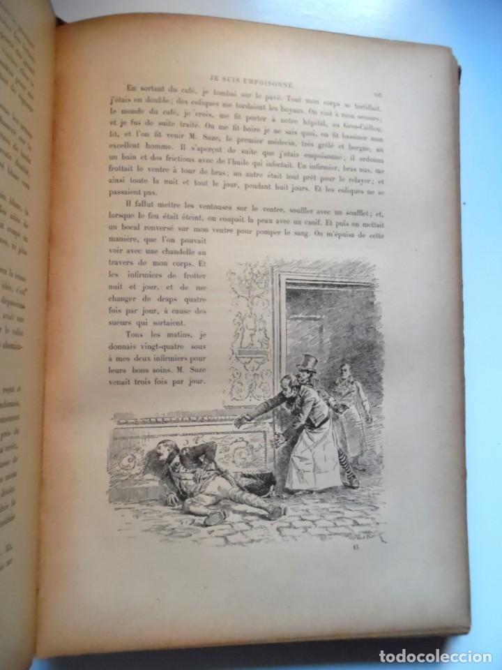 Libros antiguos: LARCHEY, LOREDAN. Les cahiers du Capitaine Coignet, 1776-1850, Paris, 1907. - Foto 8 - 194923456