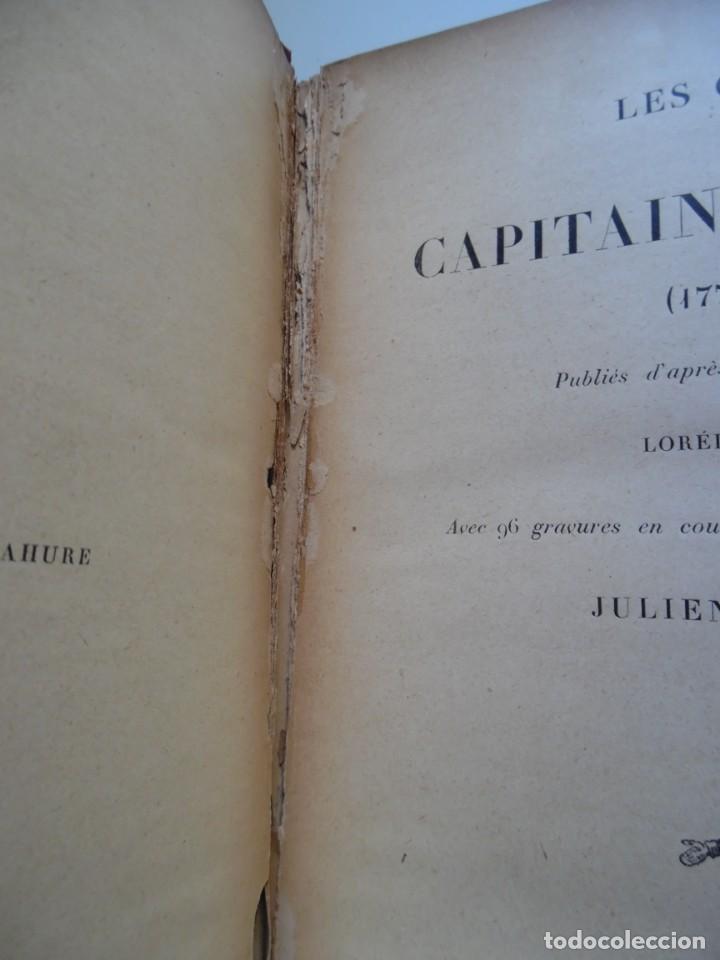 Libros antiguos: LARCHEY, LOREDAN. Les cahiers du Capitaine Coignet, 1776-1850, Paris, 1907. - Foto 12 - 194923456