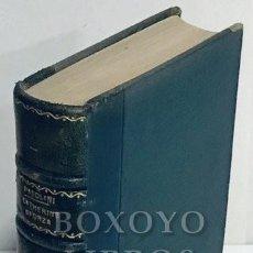 Libros antiguos: PASOLINI, PIER-DESIDERIO. CATHERINE SFORZA (1463-1509) UNE HÉROÏNE DE LA RENAISSANCE ITALIENNE. Lote 195061920