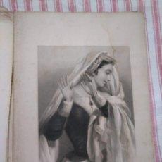Libros antiguos: LES HEROINES DE SHAKSPEARE. Lote 195094037