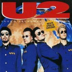 Libros antiguos: U2. Lote 195158093