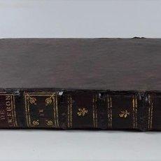Libros antiguos: HISTORIA DE LA VIDA DE MARCO TULIO CICERON. TOMO II. C. MIDDLETON. 1790.. Lote 195202345