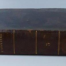 Libros antiguos: VIDA MILITAR Y POLÍTICA DE ESPARTERO. TOMO III. TIP. B. HORTELANO. MADRID. 1845.. Lote 195275961