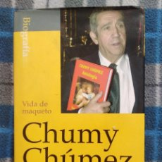 Libros antiguos: LIBRO-VIDA DE MAQUEO-CHUMY CHUMEZ. Lote 195317073