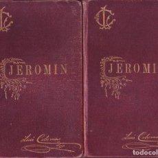 Libros antiguos: JEROMÍN (PADRE LUIS COLOMA) ESTUDIOS HISTÓRICOS SOBRE EL SIGLO XVI. Lote 195448015