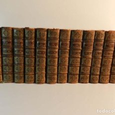 Libros antiguos: THE MEMOIRS OF THE DUKE OF SULLY MDCCXXV 1725 TOME I - XII 12 EJEMPLARES COMPLETA ANTIGUO EXLIBRIS. Lote 195545457