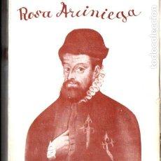 Libros antiguos: ROSA ARCINIEGA : PIZARRO (CENIT, 1936) COMO NUEVO. Lote 195581096