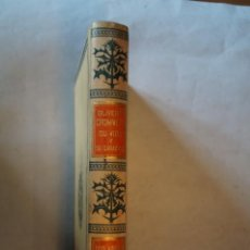 Libros antiguos: OLIVERIO CROMWELL. ARTURO PATERSON. 1901. Lote 195851820