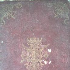 Libros antiguos: LES REINES DU MONDE. DIRECTEUR: JEAN GERMAIN DESIREÉ ARMENGAUD. 1862. IMPRIMERIE CH LAHURE PARIS. Lote 197934502