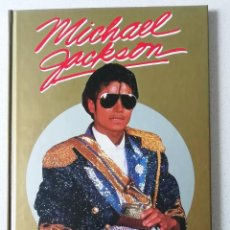 Libros antiguos: MICHAEL JACKSON (ÁLBUM FOTOGRÁFICO). Lote 198153640