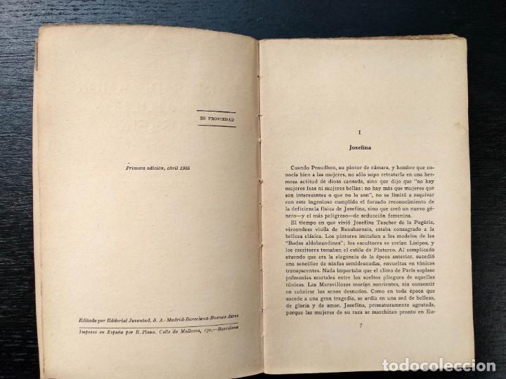 Libros antiguos: Cartas de amor de Napoleón a Josefina - Foto 3 - 198540038