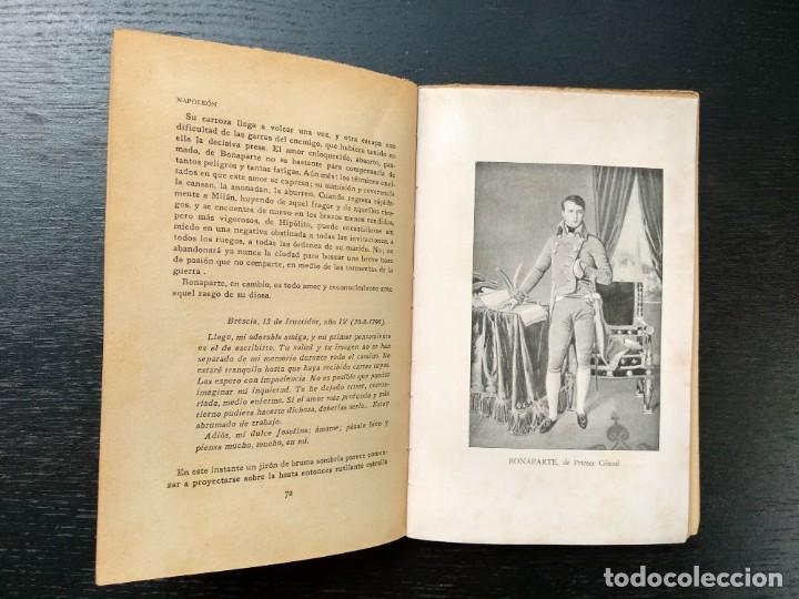 Libros antiguos: Cartas de amor de Napoleón a Josefina - Foto 4 - 198540038