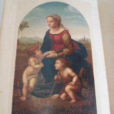Libros antiguos: FASTUOSO Y SOBERBIO LA SANTA VIRGEN 1877 DIDOT. Lote 198716138