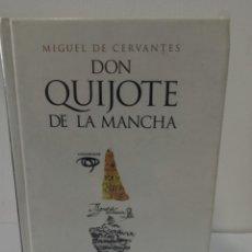 Libros antiguos: EL QUIJOTE DE LA MANCHA.. Lote 199169180