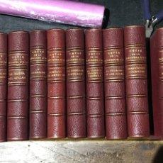 Libros antiguos: OBRAS COMPLETAS DE LA BARONESA STAFFE. Lote 200131287