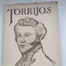 Libros antiguos: TORRIJOS. Lote 200353001