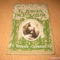 Libros antiguos: L´ANGEL DE POLONIA. Lote 201355677