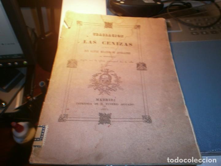 Libros antiguos: Traslación de las Cenizas del Excmo. Sr. Don Gaspar Melchor de Jovellanos al monumento Gijón 1842 - Foto 2 - 201687528