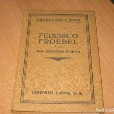 Libros antiguos: JUAN FEDERICO HERBART. Lote 202022586