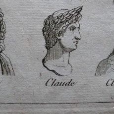 Libros antiguos: DICTIONNAIRE HISTORIQUE. PARÍS, 1810. TOMO 4. GRABADOS. Lote 202372046