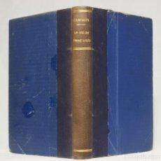Libros antiguos: LA VIE DE FRANZ LISZT. GUY DE POURTALÈS. PARIS. LIBRAIRIE GALLIMARD. 1928.. Lote 203296558