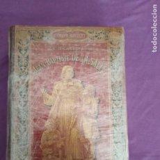 Libros antiguos: LE BIENHEUREUX JEAN BAPTISTE DE LA SALLE, FONDATEUR DE L'INSTITUT DES FRÈRES DES ECOLES CHRÉTIENNES. Lote 204276243