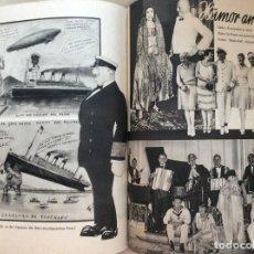 Libros antiguos: COMODORO ROLIN, MI VIDA EN EL OCÉANO, 1934. ILUSTRADO.. Lote 204724702