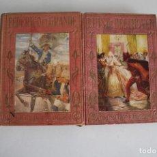 Libros antiguos: LOS GRANDES HECHOS DE LOS GRANDES HOMBRES FEDERICO EL GRANDE - LUIS DE BEETHOVEN. Lote 205446316