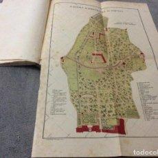 Libros antiguos: LA R. SCUOLA SUPERIORE DI AGRICOLTURA IN PORTICI, 1906. GRANDES DIMENSIONES. MUY RARO. Lote 205612067