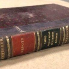 Libros antiguos: LIBRO DE LAS VIDAS DE VARONES ILUSTRES DE CORNELIO NEPOTE. IMPRENTA GÓNGORA 1928.. Lote 208597516